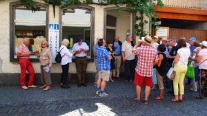 tourist information stadtführung treffpunkt